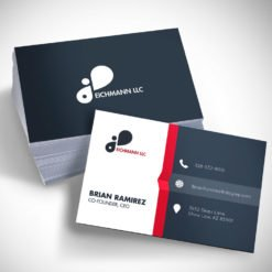 Silk Business Cards | Silk Business Cards Printing | Professional Business Cards With No Coating Silk Lamination And Premium Gloss | Print Magic