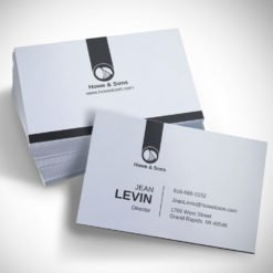 Order Silk Business Cards Printing, Premium Gloss Business Cards