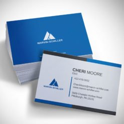 Silk Business Cards Printing, Spot UV Coating Business Cards