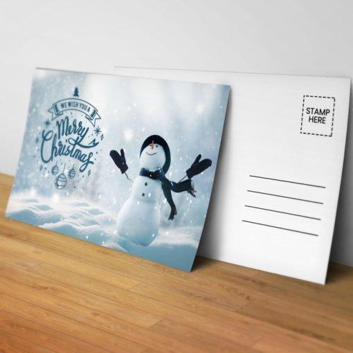 Silk Postcards printing, Professional Silk Postcards, Premium Gloss Postcards