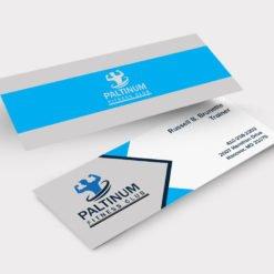 Slim Business Cards, Matte Coating Business Cards