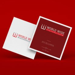 Square Business Cards Printing, UV Coating Business Cards, Standard Gloss Business Card