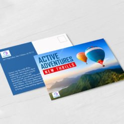 Standard Postcards Printing, Standard Gloss Postcards