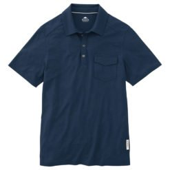M-LUNENBURG Roots73 Short Sleeve Polo-1