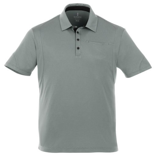 M-TORRES Short Sleeve Polo-5