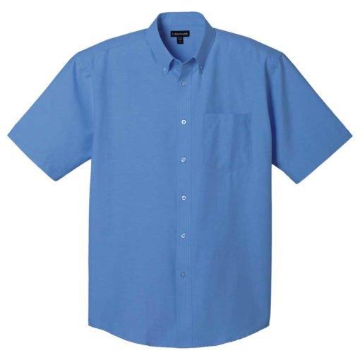 M-Lambert Oxford Short Sleeve Shirt-2