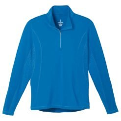 M-Caltech Knit Quarter Zip-1