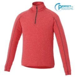 M-TAZA Knit Quarter Zip-1