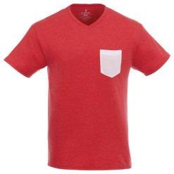 M-MONROE Short Sleeve Pocket Tee-1