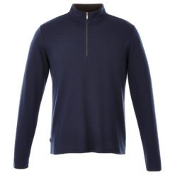 M-STRATTON Knit Quarter Zip