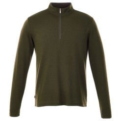 M-STRATTON Knit Quarter Zip-1