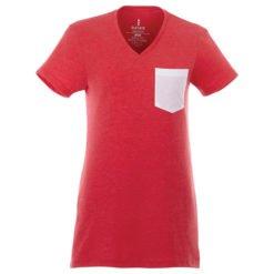 W-MONROE Short Sleeve Pocket Tee-1