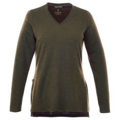 W-BROMLEY Knit V-neck-1
