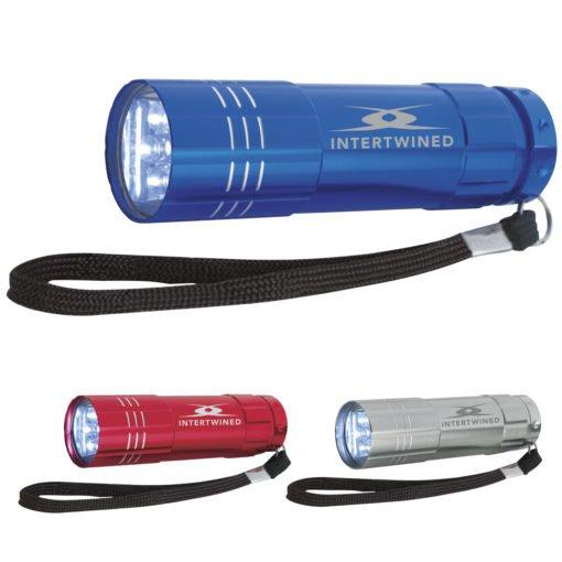 Print Pocket Aluminum Mini LED Flashlight