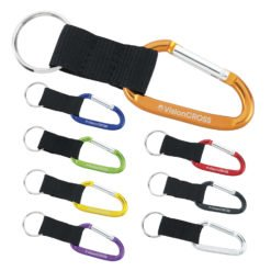 Print Anodized Carabiner 6mm