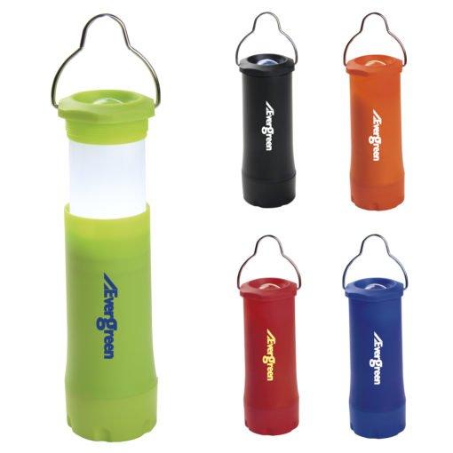 Print Hanging Lantern with Flashlight