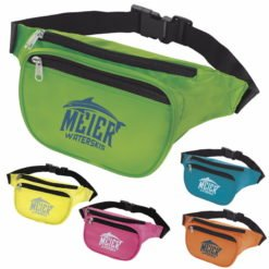 Print Neon Fanny Pack