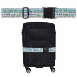 Print 4 Color Process Luggage Belt