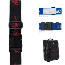 Print Luggage Belt