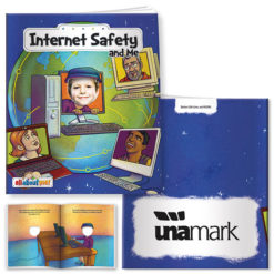Print All About Me Book: Internet Safety and Me