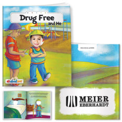 Print All About Me Book: Drug Free and Me