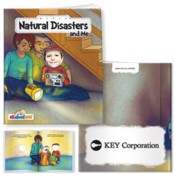 Print All About Me Book: Natural Disasters and Me