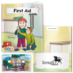 Print All About Me Book: First Aid and Me