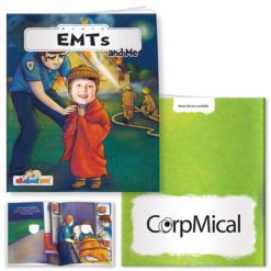 Print All About Me Book: EMTS and Me
