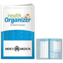 Print Better Book: Health Organizer and Med-Tracker