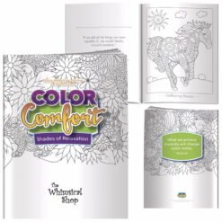 Print Adult Coloring Book - Shades of Relaxation (Animals)