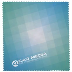 Print 4-Color Microfiber Lens Cloth