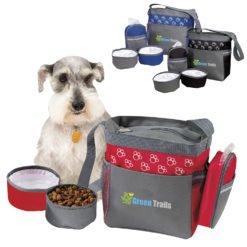 Print Pet Accessory Bag