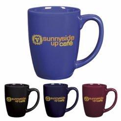 Print Bistro Mug Color - 12 oz.