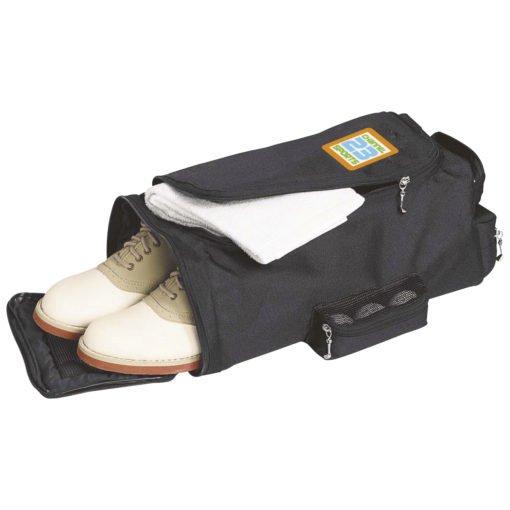 Print Golfer's Travel Shoe Bag