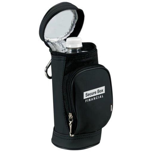 Print Koozie® Golf Bag Water Bottle Kooler