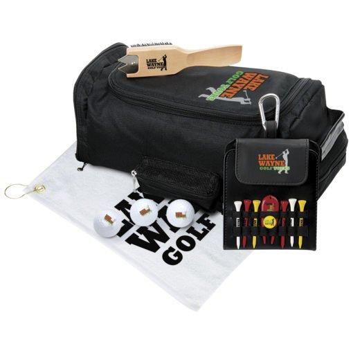 Print Club House Travel Kit ? Titleist® DT TruSoft?