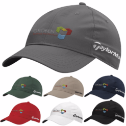Print TaylorMade® Performance Front Hit Cap