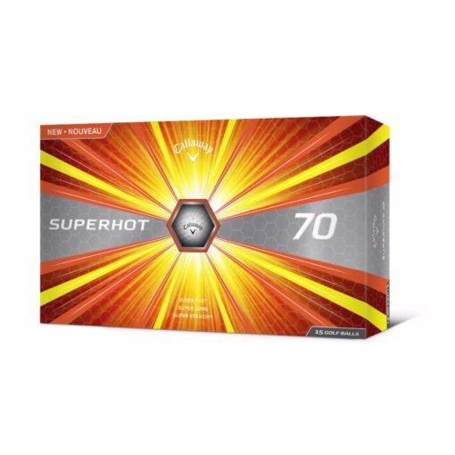 Print Callaway® SuperHot?15 ball pack Std Serv