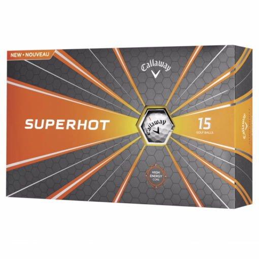 Print Callaway® SuperHot?15 ball pack