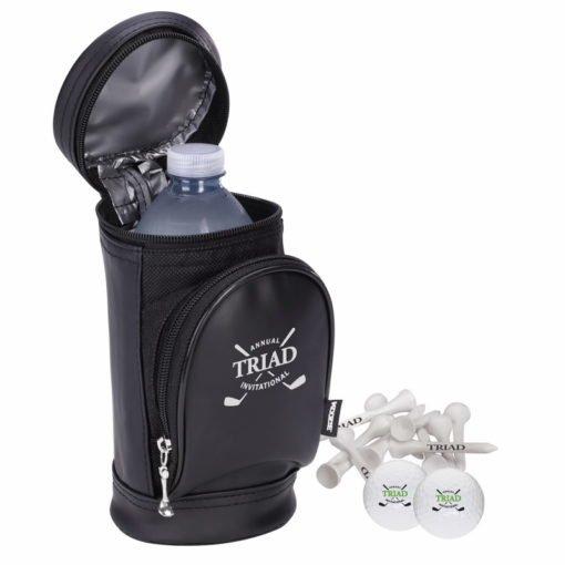 Print Koozie® Golf Bag Kooler Kit - Titleist® DT® TruSoft