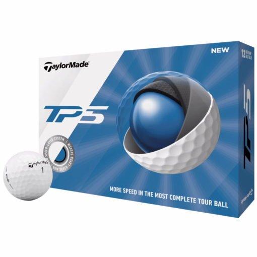 Print TaylorMade® TP5 Std Serv