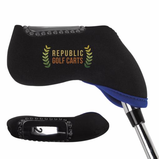 Print Deluxe Neoprene Golf Iron Headcover
