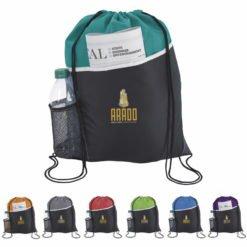 Print ActiV Drawstring Backpack