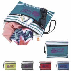 Print Bimini Wet Swimsuit Bag