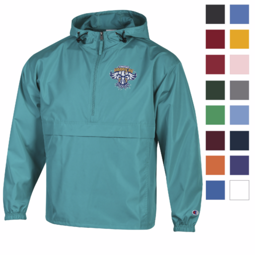 Print Champion&#174 Packable Jacket