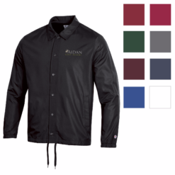 Print Champion&#174 Men's Coaches Jacket