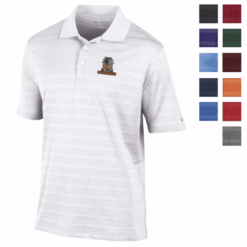 Print Champion&#174 Men's Textured Solid Polo