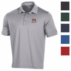 Print Champion&#174 Men's Solid Polo