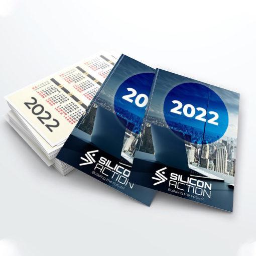 Card Calendar 2022 Printing | PrintMagic