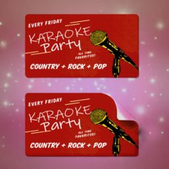 promotional stickers | Promotional & Event Stickers Printing | Premium Events And Party Stickers With Vinyl Matte Sticker Paper And UV Coating Front | Print Magic